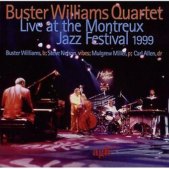 Buster Williams - 1999 Live at the Montreux Jazz [CD] USA import