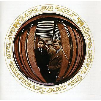 Captain Beefheart & seine Magie Band - Safe als Milch [CD] USA import