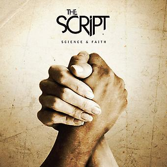 Script - Science & Faith (Bonus Tracks) [CD] USA import