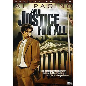 Y justicia para toda la importación USA [DVD]