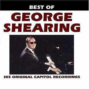 George Shearing - importation USA meilleur de George Shearing [CD]