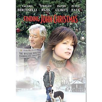 Finding John Christmas [DVD] USA import