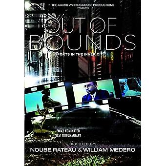 Out of Bounds [DVD] USA import