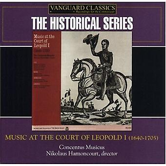 Concentus Musicus - Music at the Court of Leopold I [CD] USA import