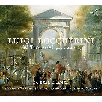 Boccherini / La Real Camara - Sei Terzettini Op. 47 [CD] USA import
