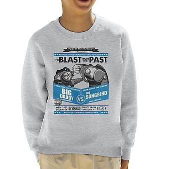 Blast From The Past Bioshock Kid's Sweatshirt