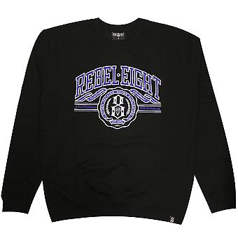 Rebel8 U Of 8 Sweatshirt Black