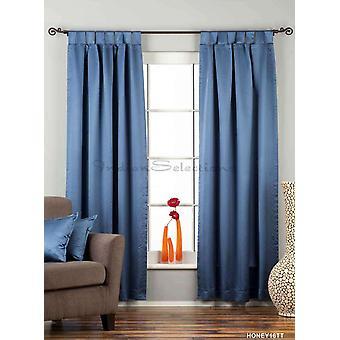 Oscuranti di blu scheda Top 90% tenda / drappo / pannello - 50 X 84