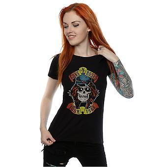 Guns N Roses Women's Tour 88 T-Shirt