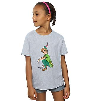 Disney Girls Peter Pan Classic Peter T-Shirt