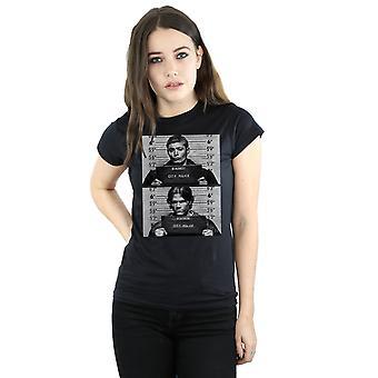 Supernatural Women's Winchester Mugshots T-Shirt