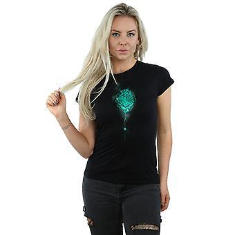 Harry Hogwarts Crest camiseta de niebla Potter mujeres