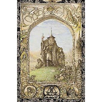 Seigneur de l'anneaux affiche Poster Print