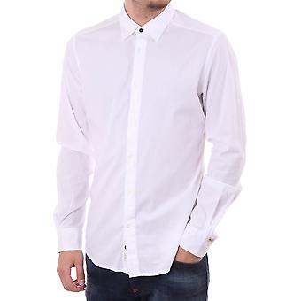 Diesel Sarsene Shirt With Placket Detail