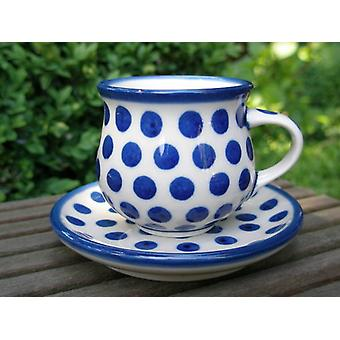 MoCCA/espresso Cup and saucer, traditional 24 - BSN 20665