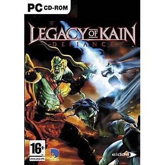 Legacy of Kain Defiance (PC)-fabriken förseglad