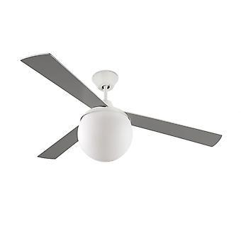 LEDS-C4 design ventilateur de plafond vingt avec lumière incluse, 132 cm/52