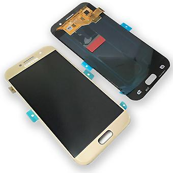 Display LCD complete set GH97-19733 B gold for Samsung Galaxy A5 A520F 2017