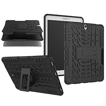 Hybrid outdoor protective cover case black for Samsung Galaxy tab S3 9.7 T820 T825 2017 bag