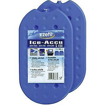 Ezetil 886720 IceAkku G430 2x385g kjøleelementer 1 par (L x b x H) 27 x 2,3 x 15,5 cm