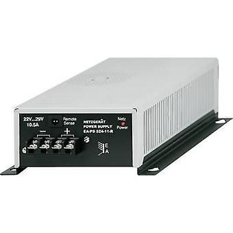 EA Elektro-Automatik EA-PS-524-11-R Bench PSU (fixed voltage) 22 - 29 V DC 10.5 A 300 W No. of outputs 1 x