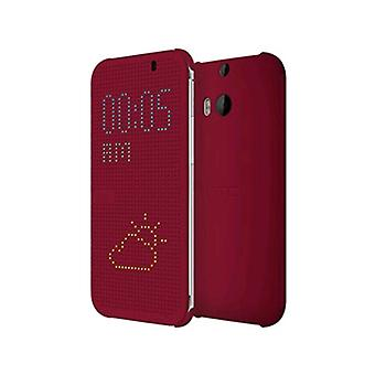 HTC Dot View Case voor HTC One (M8) - Baton Rouge