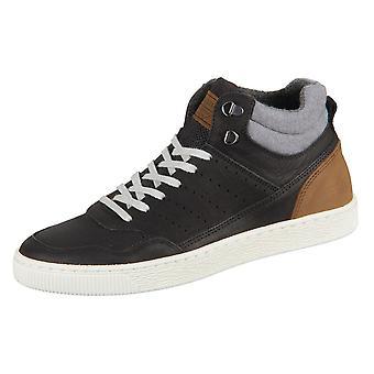 Bullboxer 648 K56909 648K56909BBKCAS universal all year men shoes