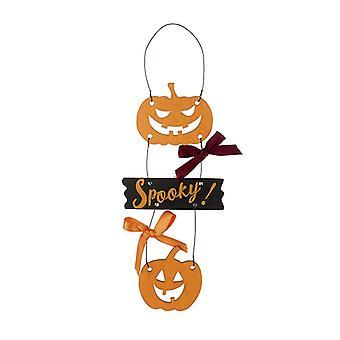 Heaven Sends Pumpkin Halloween Decoration