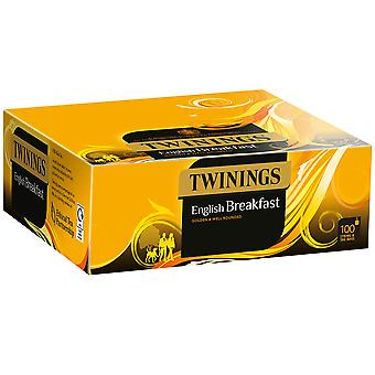 Twinings English Breakfast String & Tag Tea Bags