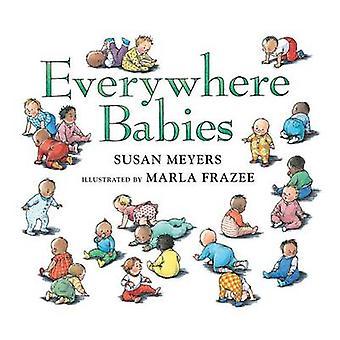 Wszędzie dokonać rezerwacji niemowlęta przez Susan Meyers - Marla Frazee - 9780544791206