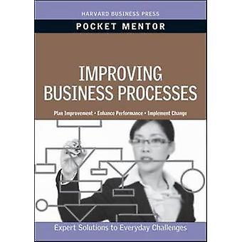 Amélioration des processus d'affaires de la Harvard Business School Press - 97814