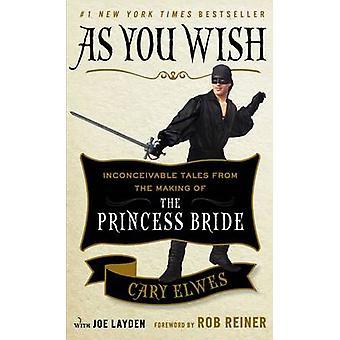 Wie Sie möchten - unvorstellbar Tales from the Making of Princess Brid
