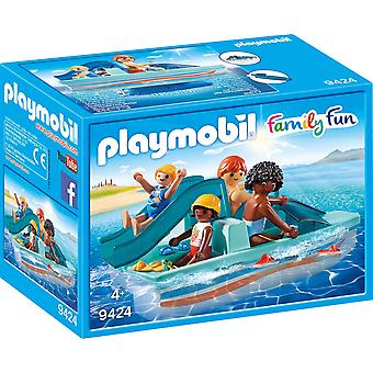 PLAYMOBIL 9424 Paddelboot
