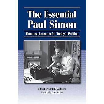 De essentiële Paul Simon - tijdloze lessen voor de hedendaagse politiek door Jo