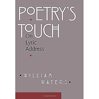 Poesie Touch: auf lyrische Adresse