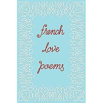 Poemas de amor francés