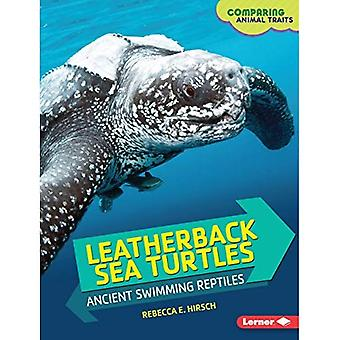 Tortues luth : Natation anciens Reptiles (en comparant les Traits animaux)