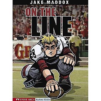 På linjen (Jake Maddox Sports historie)