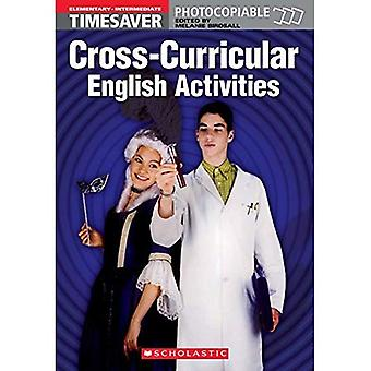 Cross-curricular English Activities (Timesaver)