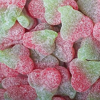 5 Pack of 180g Bags of Fizzy Twin Cherries