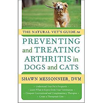 Naturliga veterinären Guide till att förebygga och behandla artrit hos hundar och katter