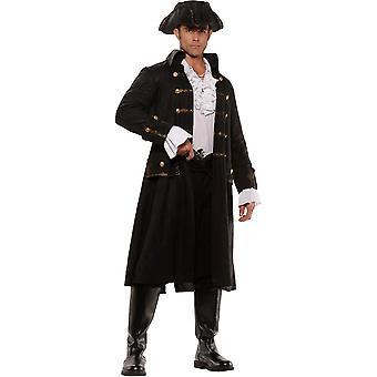 Brave Pirate Adult Plus Size Costume