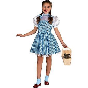 奥兹多萝西儿童服装的巫师
