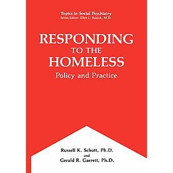الاستجابة لسياسة بلا مأوى وممارسة قبل غاريت & جيرالد ر.