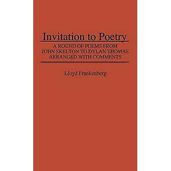Invitación a la poesía una redonda de poemas de John Skelton a Dylan Thomas por desconocido