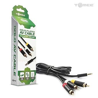 Xbox 360 E Gold-Plated AV Cable