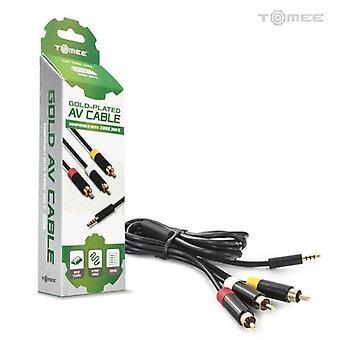 Xbox 360 E Vergulde AV-kabel