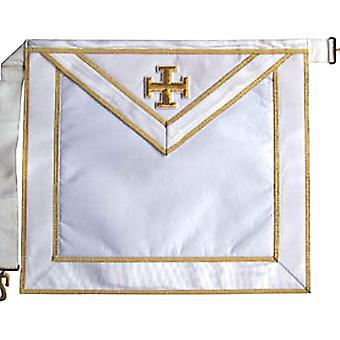 Masonic Scottish Rite satin tablier AASR 31e degré-satin