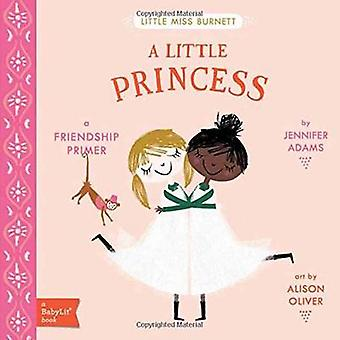 Little Miss Burnett - A Little Princess by Jennifer Adams - Alison Oli