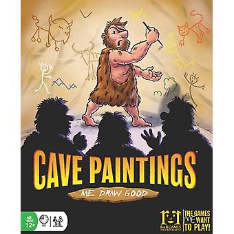 Cave Paintings Me Draw Good Board Game